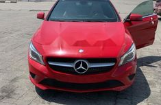 Very Clean Nigerian used 2014 Mercedes-Benz CLA-Class