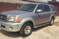 Very Clean Nigerian used Toyota Sequoia 2004