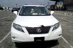 Super Clean Nigerian used Lexus RX 2009