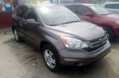 Foreign Used Honda CR-V 20111 Model Gray