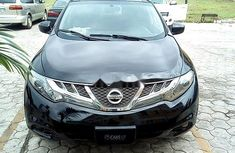 Nigeria Used Nissan Murano 2012 Model Black