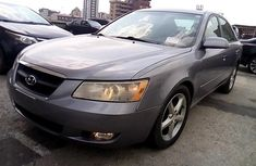Super Clean Nigerian used Hyundai Sonata 2007