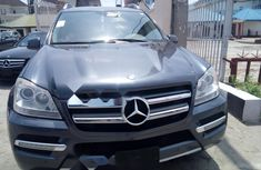 Tokunbo Mercedes-Benz GL-Class 2011 Model Gray