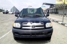 Super Clean Nigerian used Toyota Tundra 2004