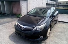 Super Clean Nigerian used  2011 Toyota Avensis