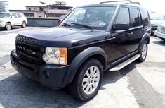 Super Clean Nigerian used Land Rover LR3 2006