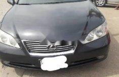 Nigeria Used Lexus ES 2009 Model Gray