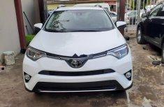 Foreign Used Toyota RAV4 2017 Model White