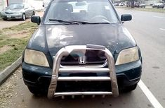 Super Clean Nigerian used Honda CR-V 2001