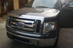 Foreign Used Ford F-150 2010 Model Gray