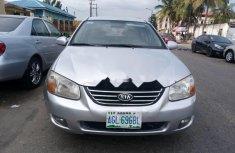 Nigeria Used Kia Cerato 2009 Model Silver