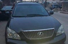 Nigeria Used Lexus RX 2004 Model Gray