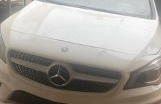 Very Clean Nigerian used Mercedes-Benz CLA-Class 2014