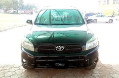 Super Clean Nigerian used 2006 Toyota RAV4