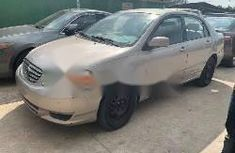 Super Clean Nigerian used 2003 Toyota Corolla
