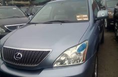 Foreign Used Lexus RX2006 Model Blue
