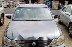Nigeria Used Toyota Avalon 2001 Model Gray