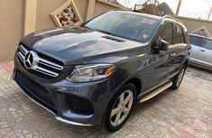Clean Foreign used 2016 Mercedes-Benz GLE