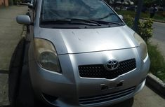 Toyota Yaris 2008 Model Foreign Used Silver for Sale