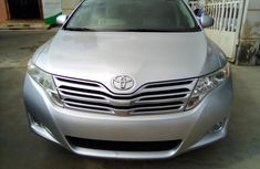 Toyota Venza 2010 Model Foreign Used Silver for Sale
