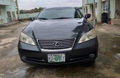 Used Lexus ES 350 Nigeria 2008 Model Black