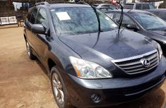 Foreign Used 2006 Lexus RX 450H