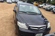 Clean used 2007 Honda City