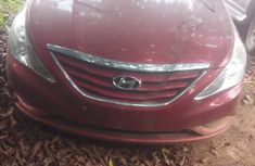 Hyundai Sonata 2011 Model Nigeria Used Red for Sale