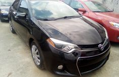 Foreign used Toyota Corolla 2014 Model