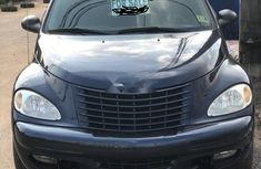 Foreign Used Chrysler PT Cruiser 2006 Model Blue
