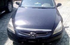 Nigerian Used 2003 Honda Accord for sale in Lagos