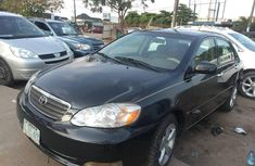 Nigerian Used 2005 Toyota Corolla for sale in Lagos