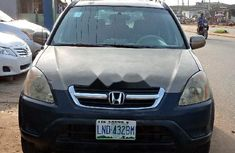 Nigeria Used Honda CR-V 2005 Model Brown
