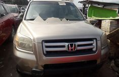 Neat Foreign used Honda Pilot 2006