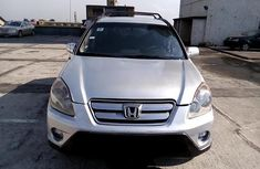 Very Clean Nigerian used 2005 Honda CR-V