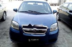 Nigerian Used 2009 Chevrolet Aveo for sale