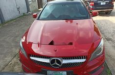 Nigerian Used 2014 Mercedes-Benz CLA-Class for sale in Lagos
