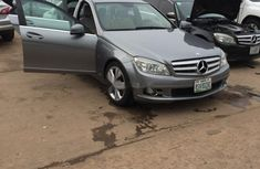 Very Clean Nigerian used Mercedes-Benz C350 2010