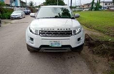 Very Clean Nigerian used Land Rover Range Rover Evoque