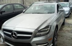 Clean Nigerian used 2012 Mercedes-Benz CLS 5.0