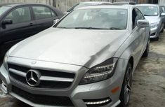 Very Clean Nigerian used 2012 Mercedes-Benz CLS