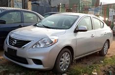 Clean Foreign used 2014 Nissan Versa Petrol Automatic