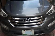 Nigerian Used 2015 Hyundai Santa Fe for sale in Lagos