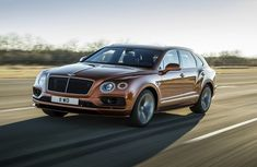 What's inside the fastest SUV - 2019 Bentley Bentayga Speed?