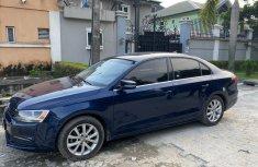 Clean Nigerian used 2013 Volkswagen Jetta