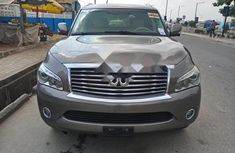 Foreign Used Infiniti QX 2013 Automatic