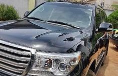 Nigerian Used 2012 Toyota Land Cruiser Petrol Automatic