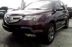 Super Clean Nigerian used Acura MDX 2006