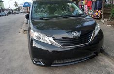 Foreign Used Toyota Sienna 2012 Automatic