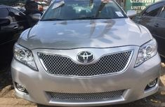 Used Toyota Camry Foreign 2008 Model Gray